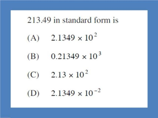 Gcse Maths Takeaway Diagnostic Questions